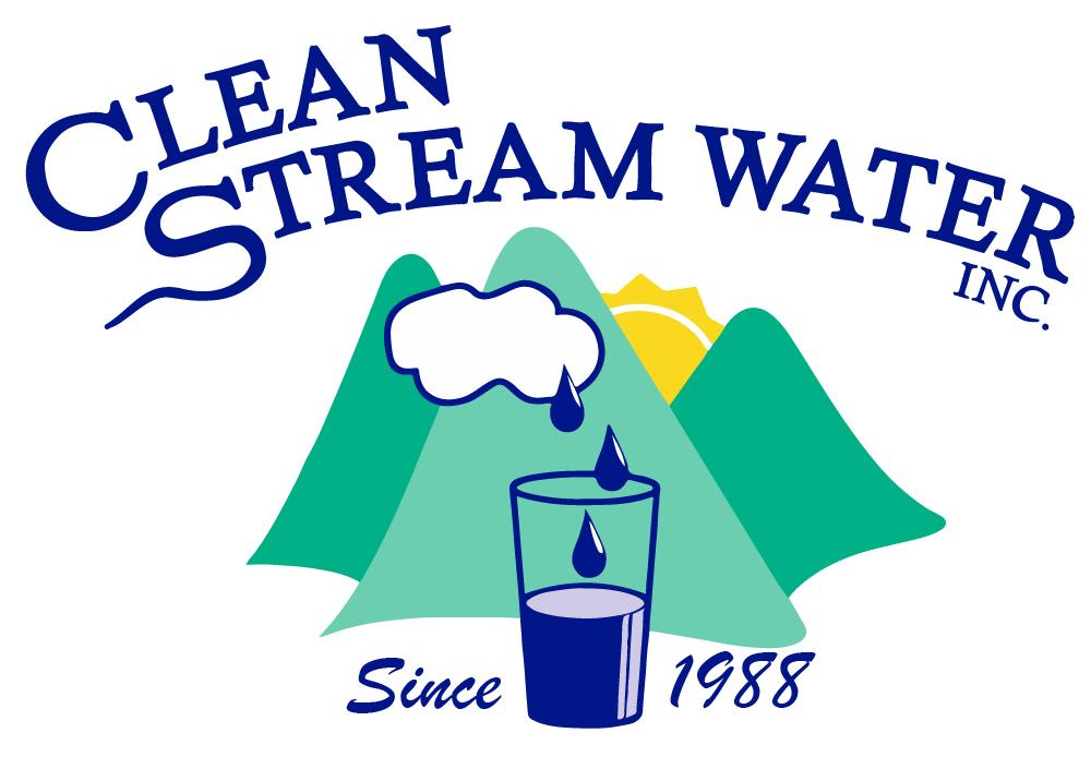 Clean Stream Water logo