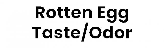 Rotten Egg text