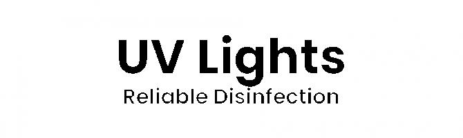 UV Light text