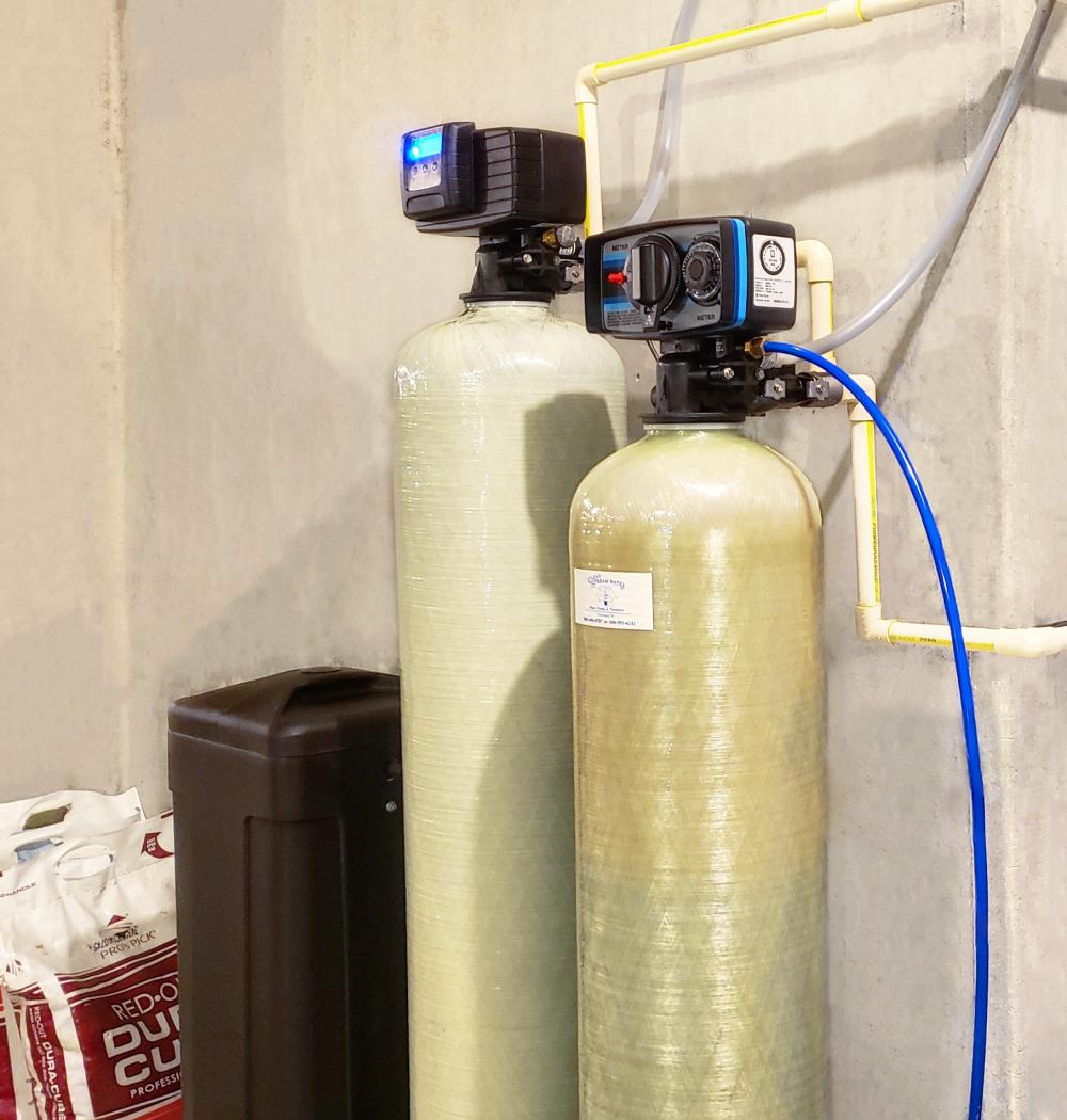 Softener and Centaur Carbon System